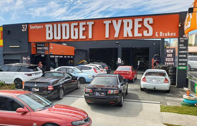 Southport Budget Tyres & Brakes image