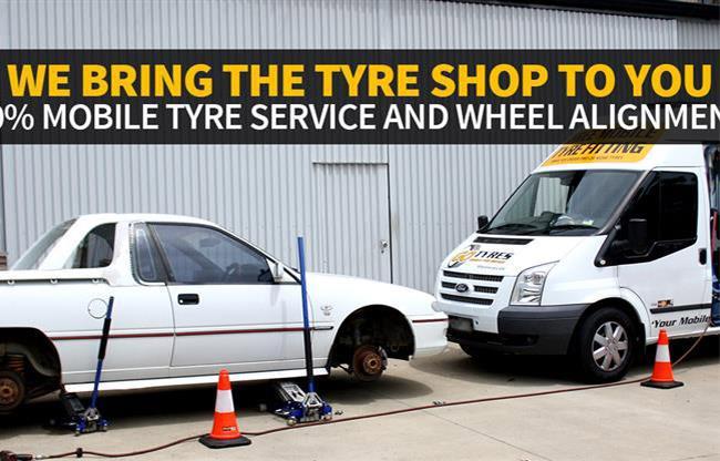 Go Tyres Mobile Brisbane image