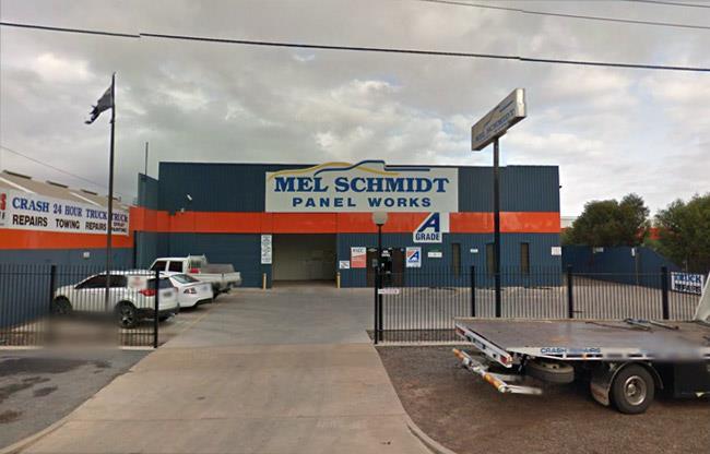 Mel Schmidt Panel Works image