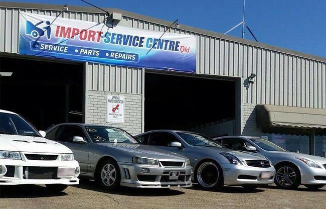 Import Service Centre image