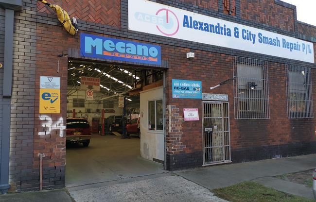 Alexandria & City Smash Repair image
