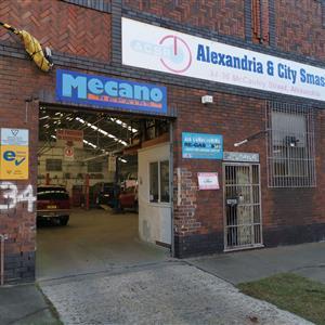 Alexandria & City Smash Repair profile image