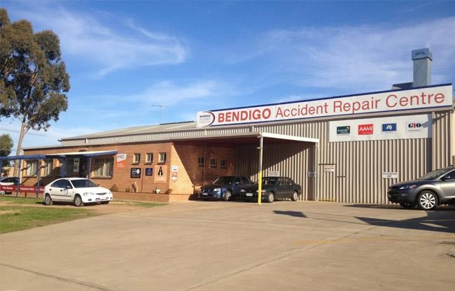 Bendigo Accident Repair Centre image