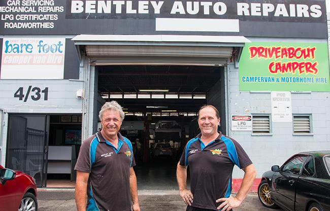 Bentley Auto Repairs image
