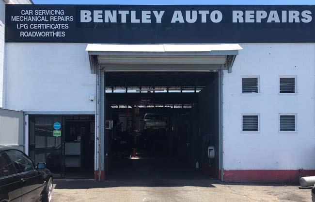 Bentley Auto Repairs image