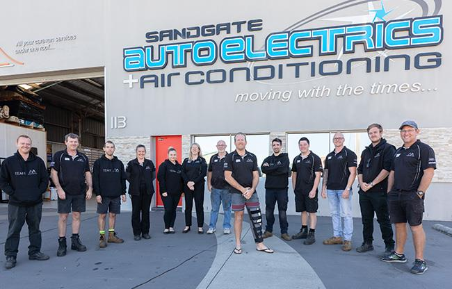 Sandgate Auto Electrics & Air Conditioning image
