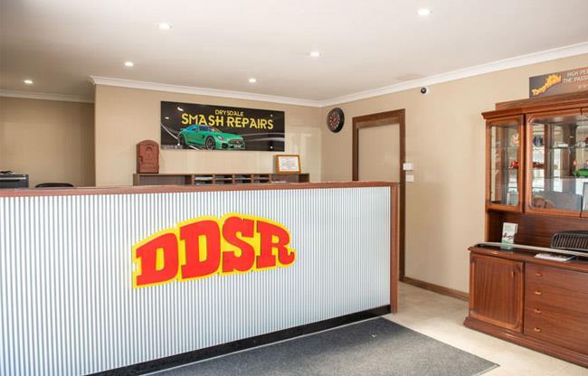 Drysdale Smash Repairs image