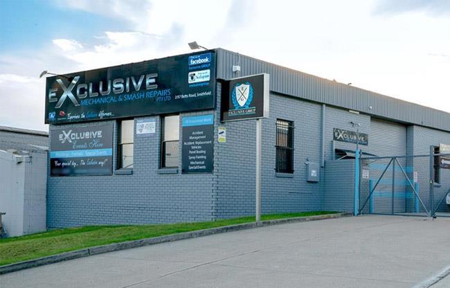 Exclusive Mechanical & Smash Repairs Pty Ltd image