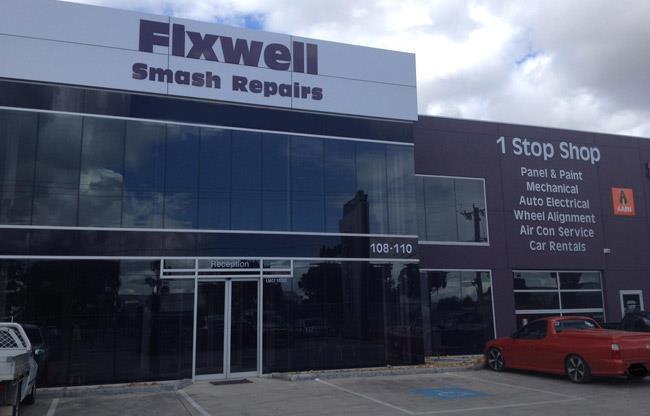 Fixwell Smash Repairs image