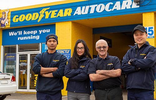 Goodyear Autocare Croydon image