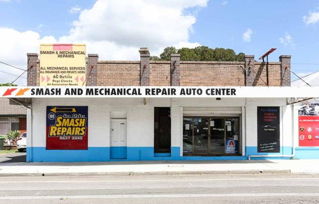 Ken Stokes Smash & Mechanical Repairs image