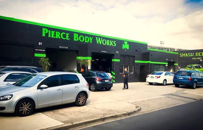 Pierce Body Works image