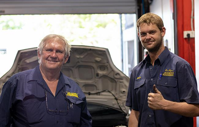 Ian Payne's Automotive Engineering image