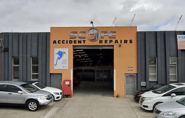 Scope Accident Repairs image