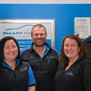 Smart Torque Automotive profile image