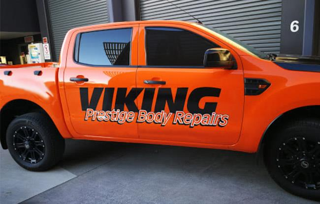 Viking Prestige Body Repairs image