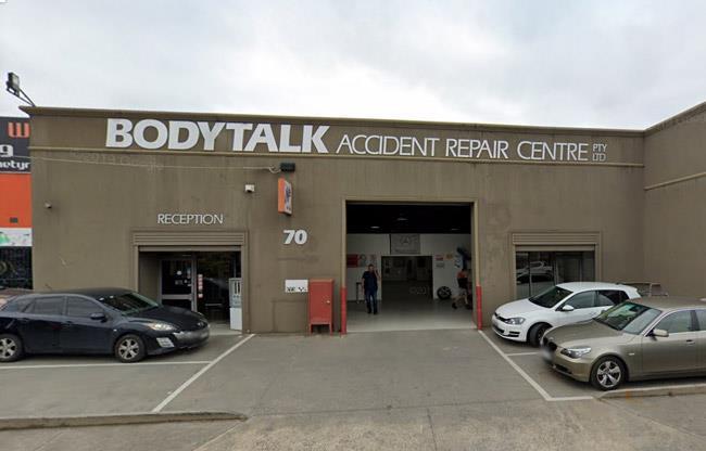 Bodytalk Accident Repair Centre image