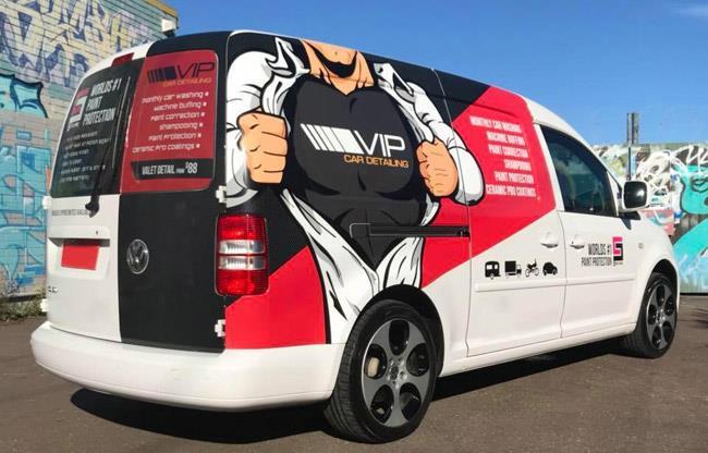 VIP Car Detailing Newcastle image