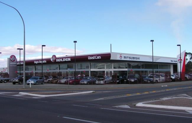 Augusta Motor Company image
