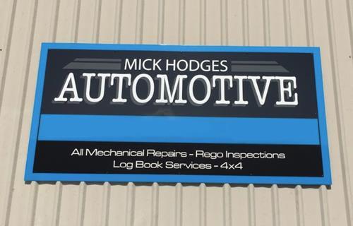 Mick Hodges Automotive image