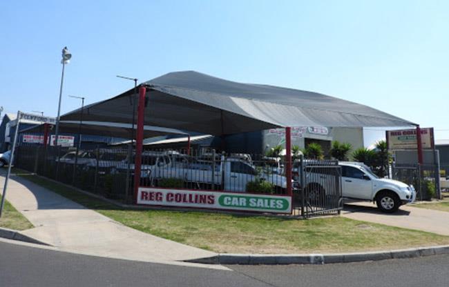 Reg Collins Car Sales image
