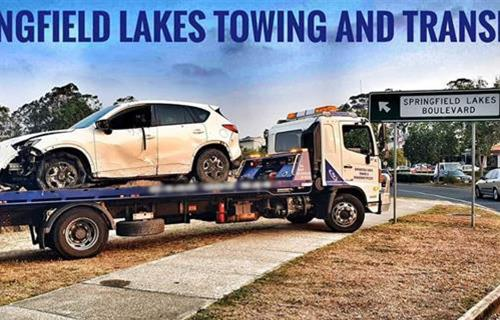 Springfield Lakes Towing & Transport image