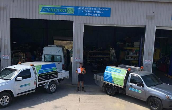 Auto Electrics Qld image