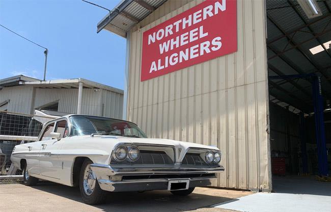 Northern Wheel Aligners image