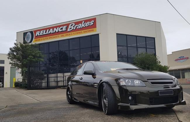 Reliance Brakes image