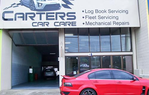 Carters Car Care image