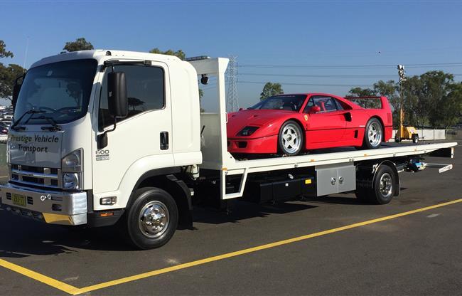 Prestige Vehicle Transport image