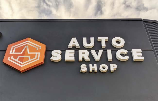 Auto Service Shop image