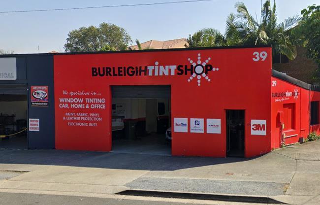 Burleigh Tint Shop image