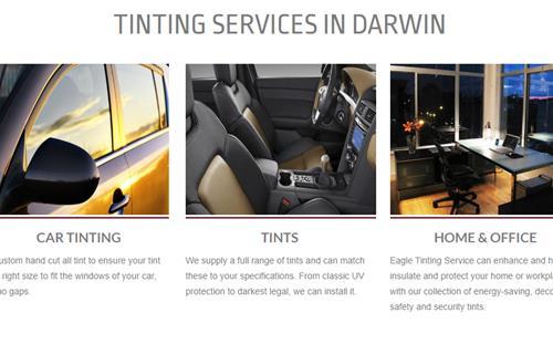 Eagle Tinting Service image