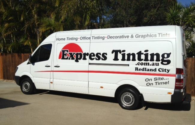 Express Tinting Redland City image