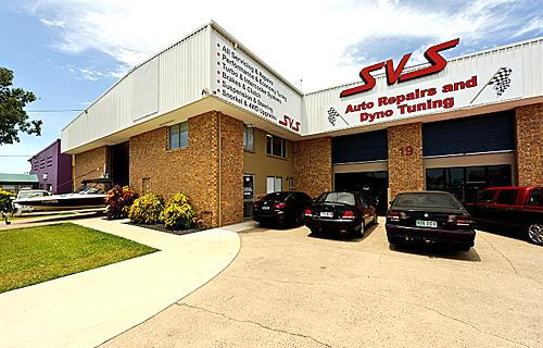 SVS Auto Repairs and Dyno Tuning image