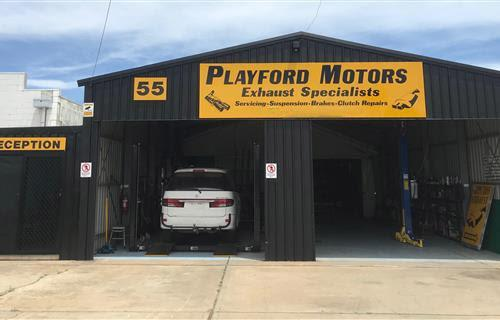 Playford Motors image