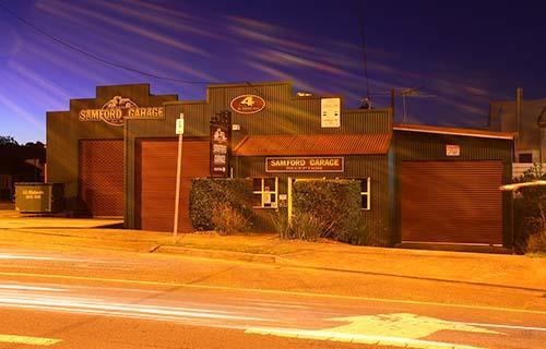 Samford Garage image