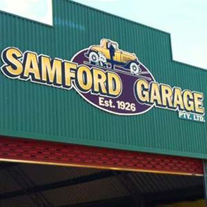Samford Garage profile image