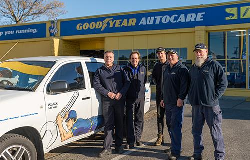 Goodyear Autocare Hampstead Gardens image