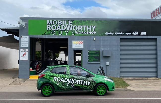 Mobile Roadworthy Guys Workshop image