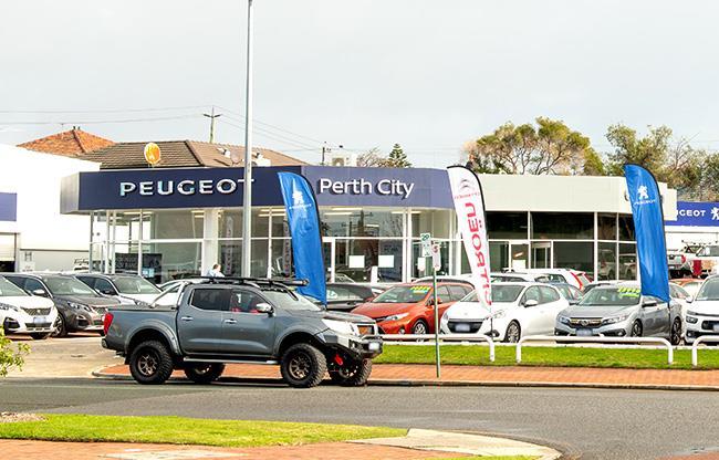 Perth City Skoda image
