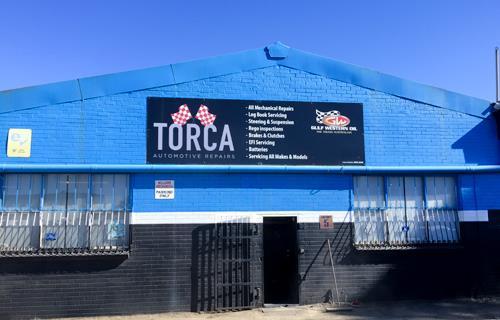 TORCA Automotive image