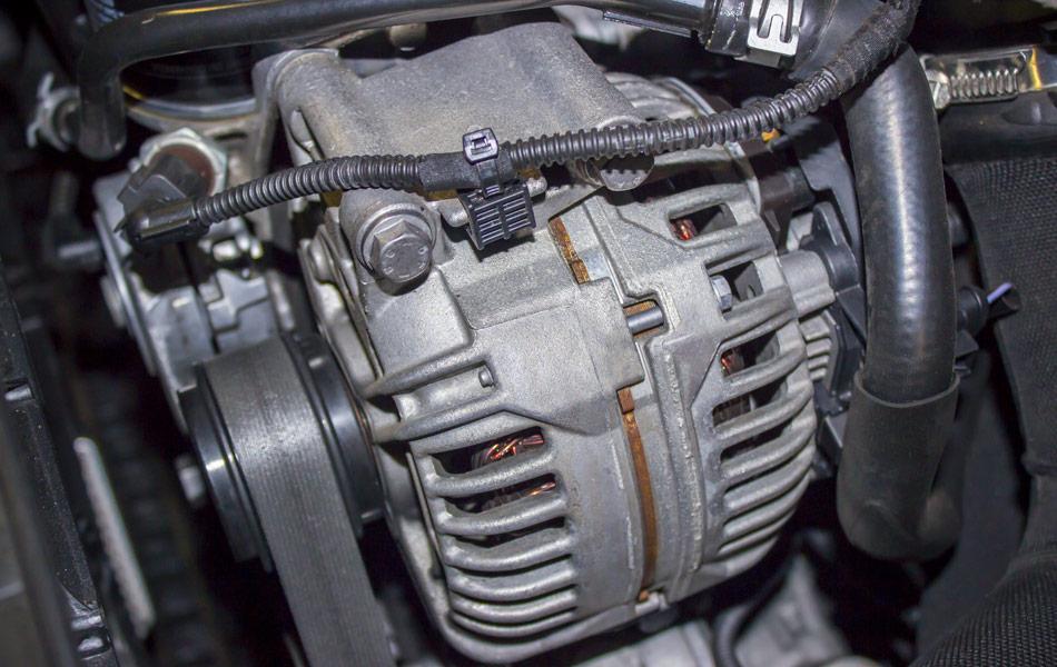 Alternator replacement repairs & costs