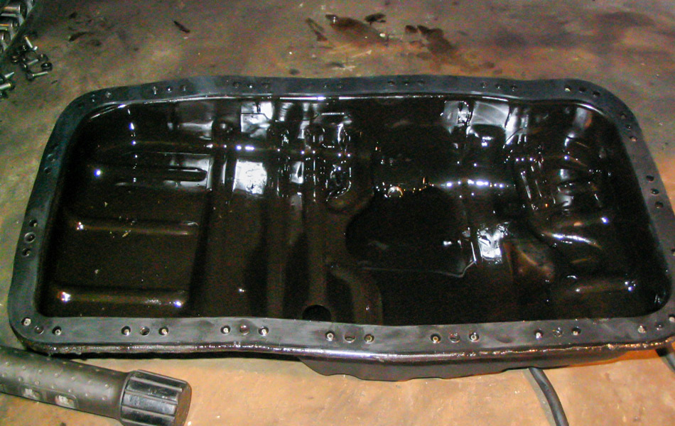 Oil pan/sump gasket replacement cost