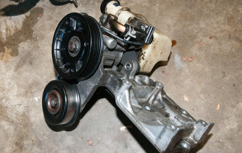 Power steering rack replacement cost