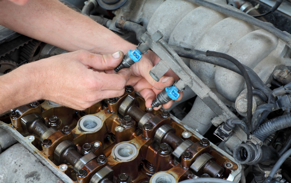 Fuel injector replacement cost