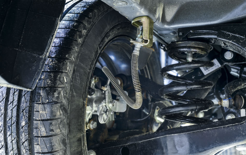 Suspension spring replacement cost