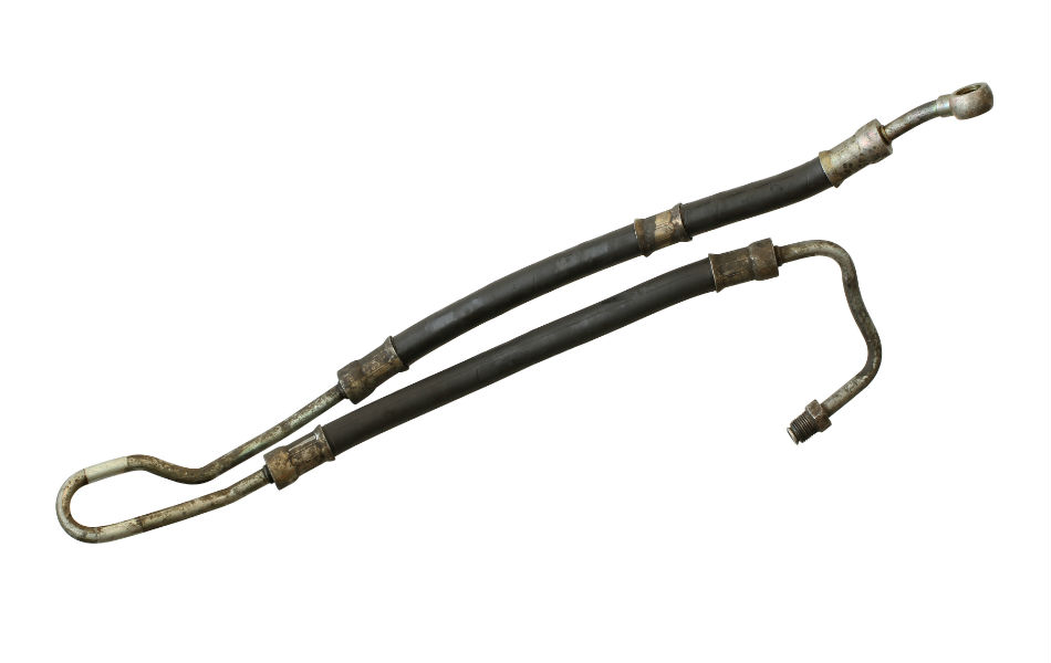 Power steering pressure hose replacement cost
