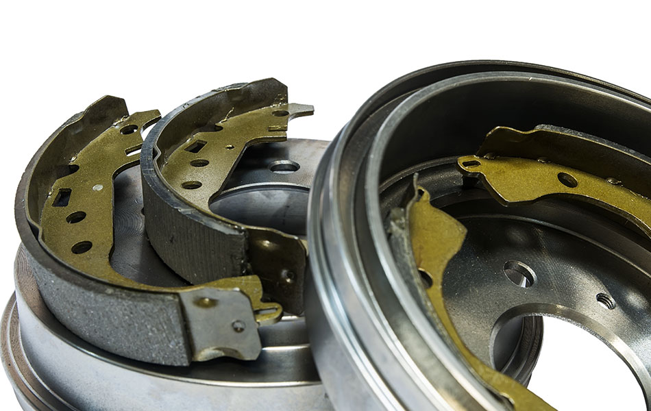 Brake shoe replacement cost